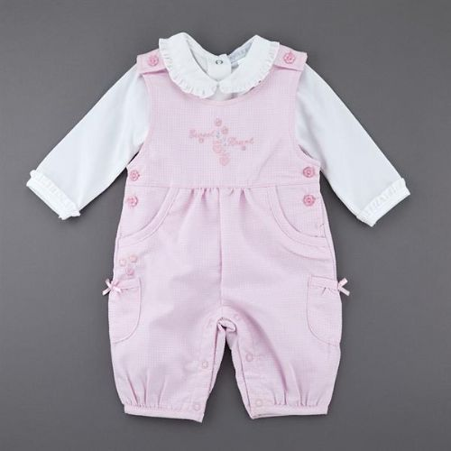 Sweetheart Dungaree Set